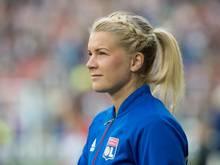 Wird weiterhin nicht für Norwegen spielen: Ada Hegerberg