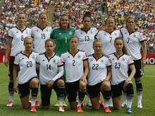 Die DFB-Frauen verlieren Platz eins in der Weltrangliste