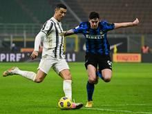 Gute Ausgangslage für Juve und Ronaldo