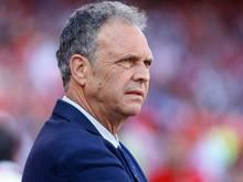 Joaquin Caparros wird neuer Armenien-Trainer