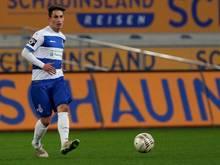 Fabian Schnellhardt wird an Holstein Kiel verliehen