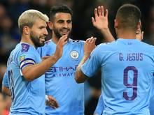 Souveräner Auftritt von Manchester City im Ligapokal