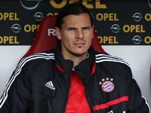 Vielleicht bald wieder beim HSV: Daniel van Buyten