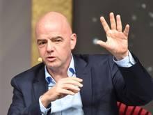 Infantino will den Fußball weiter modernisieren