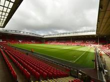 Liverpool vergrößert Stadion an der Anfield Road
