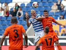1. FC Saarbrücken gliedert vier Profis in die U23 ein