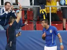 Drei Spiele Sperre für Italiens Stefano Sturaro