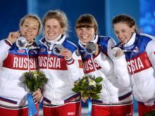 Keine Sperren mehr gegen die russischen Ahtletinnen