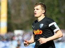 Thomas Eisfeld unterschreibt Vertrag beim VfL bis 2018