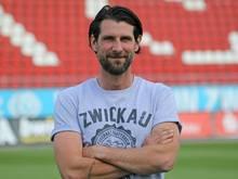 Robin Lenk wird neuer Co-Trainer des FSV Zwickau