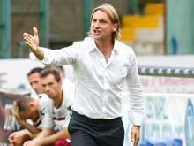 Davide Nicola muss bei Erstligist US Livorno gehen