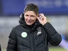 Glasner will mit dem VfL ins Halbfinale einziehen