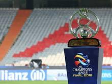 850 Frauen besuchen das AFC Champions-League-Finale 2018
