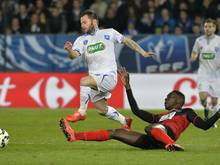 Zweitligist Auxerre warf den Titelverteidiger raus
