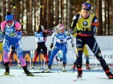 Biathlon: Oberhof hofft bei Weltcup auf 10.000 Zuschauer