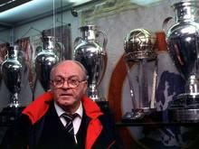 Madrid benennt Straße nach Fußball-Legende Di Stefano