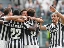 Erfolgreicher Abschluss: Juventus knackt die 100 Punkte