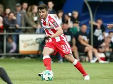 Berkan Taz bindet sich an den 1. FC Union Berlin