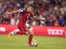 Pulisic steht im US-Aufgebot für den Gold-Cup