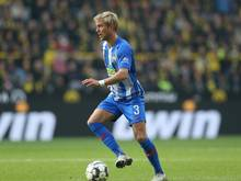 Hertha verlängert den Vertrag von Per Skjelbred
