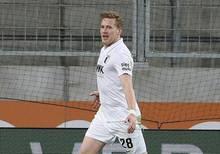 Andre Hahn trifft im Testspiel gegen Heidenheim doppelt
