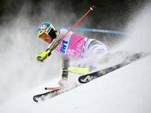 Felix Neureuther liegt nach dem ersten Lauf schon zurück