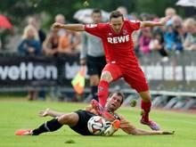 Lucas Cueto verlässt den 1. FC Köln