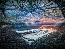 Das letzte Event auf Schalke war restlos ausverkauft