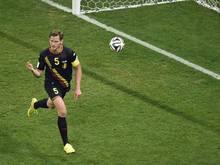 Jan Verthongen macht Belgiens Gruppensieg perfekt