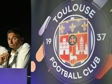Der FC Toulouse stand mit 13 Punkten am Tabellenende