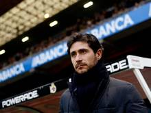 Piräus entlässt Trainer Sanchez