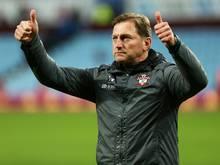 Ralph Hasenhüttl und sein Team verzichten auf Gehalt