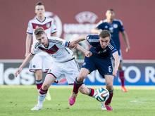Die U17 des DFB verlor 0:2 gegen Österreich