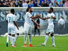 Die Elfenbeinküste um Didier Drogba siegt gegen El Salvador