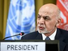 Ist über die Vorkommnisse schockiert: Ashraf Ghani