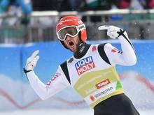 Eisenbichler feiert in Planica ersten Weltcupsieg