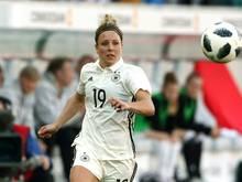 Svenja Huth wechselt im Sommer zum VfL Wolfsburg