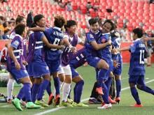 Thailand bejubelt den ersten WM-Sieg