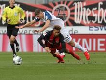 Kyereh (M.) spielte zuletzt für Wehen Wiesbaden