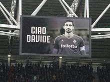 AC Florenz bennent Sportzentrum nach Davide Astori