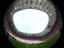 Das Stadion des VfB soll den Zuschauerandrang bewältigen