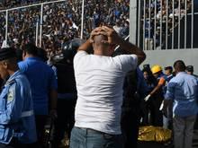 Das Meisterschaftsfinale in Honduras wurde zur Tragödie