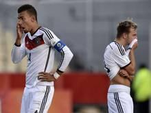 Die Enttäuschung ist nach dem WM-Aus riesig