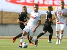 Birger Verstraete war 2019 nach Köln gewechselt
