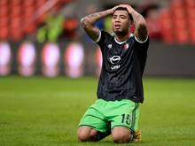 Colin Kazim-Richards wurde von seinem Klub bis Februar gesperrt