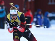 Johannes Thignes Bö holt sich den 15. Sieg der Saison