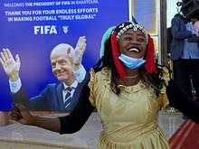 Künftig entscheidet der FIFA-Kongress über die Frauen-WM
