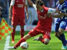 Alexander Bittroff wechselt zum FSV Frankfurt