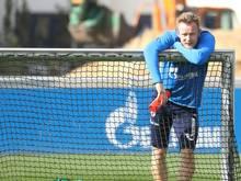 Cedric Teuchert kam von Ligakonkurrent Schalke 04