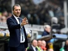 AC Mailand stellt Trainer Marco Giampaolo vor